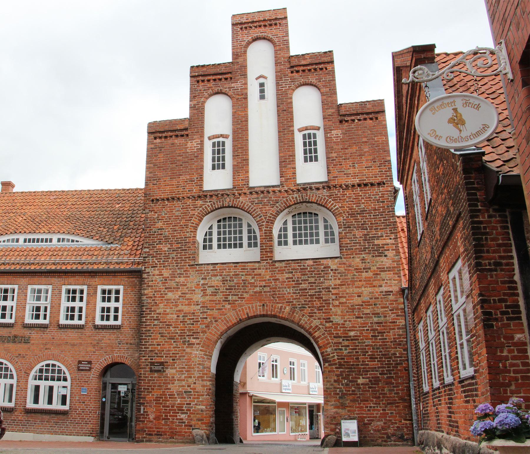 Kremper Tor Neustadt in Holstein